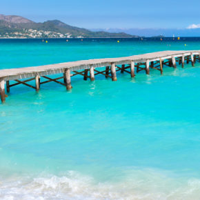 Mallorca: 8 days at a 4* all-inclusive hotel with flights & transfer from 2.959 kr