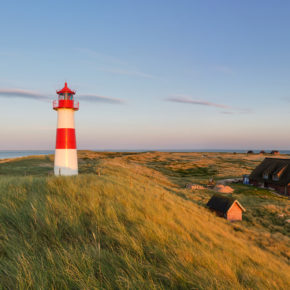 Valentine's Day at the North Sea with a 3* hotel, breakfast and candlelit dinner from 639 DKK