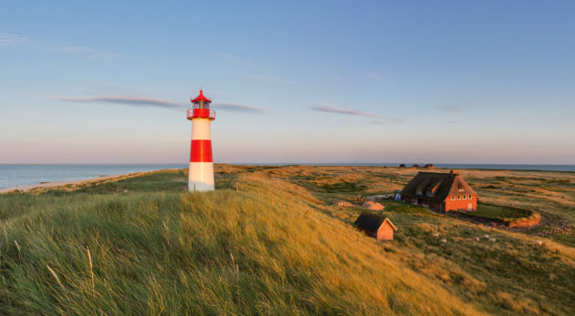 North Sea of Germany