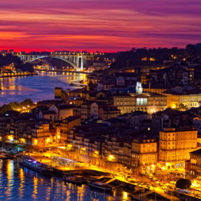 Porto: 3 days with great accomodation & flight just 587 kr