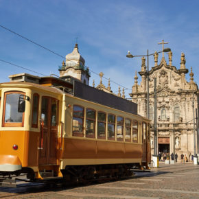 Portugal: 3 days in Porto with hotel, breakfast & flights from 919 kr