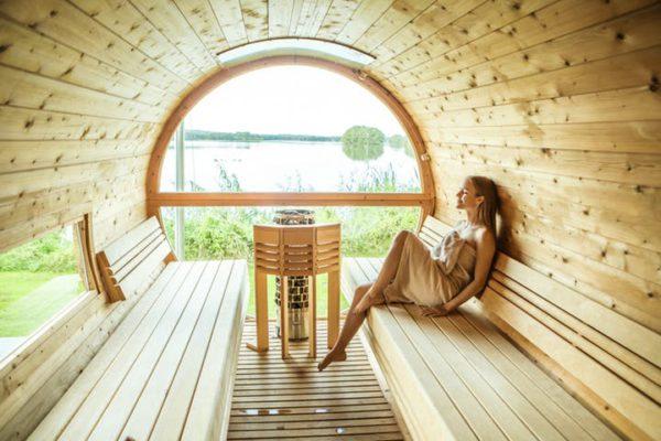 Seehotel Töpferhaus Sauna