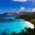 Virgin Islands Blue Water