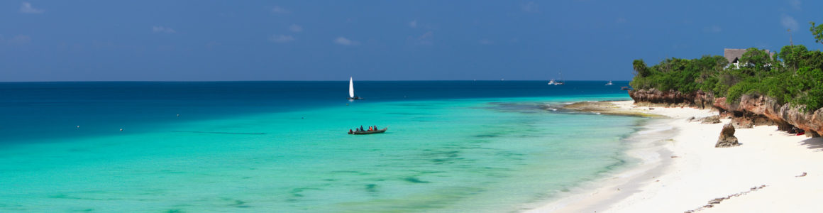 14-day dream vacation on Zanzibar with TOP beach-bungalow, breakfast & flights only 4952 DKK