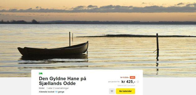 Seeland Odde