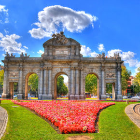 Spain: 3 days to Madrid at a 4* hotel with breakfast & flights from only 999 DKK
