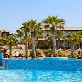 Greece: 7 days all-inclusive on Crete at an excellent 5* resort with flights & transfer from just 4304 DKK