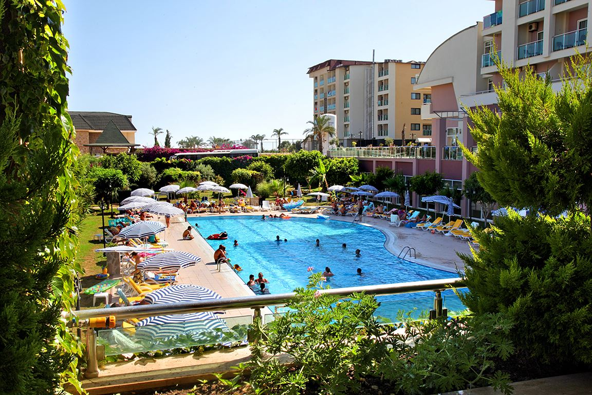 7 days all-inclusive to Alanya, Turkey at a 5* hotel with ...