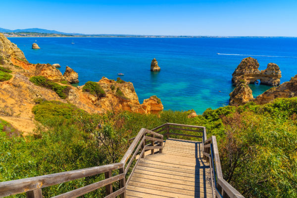 Algarve Path to Sea