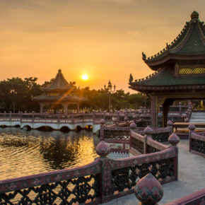 Super cheap roundtrip flights to Beijing only 2477 DKK