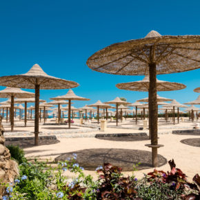 Lastminute Egypt: 7 days to Hurghada at 4.5* hotel with all inclusive, flight & transfer only 1.809kr