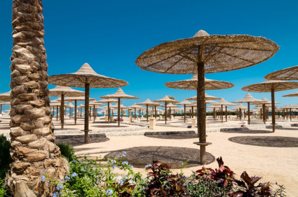 Egypt Hurghada Beach
