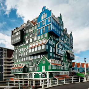 2 days in Amsterdam: Super cool 4* hotel for only 285 kr