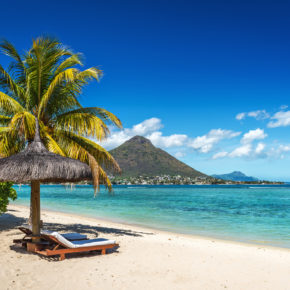 Relax in paradise: Rountrip flights to Mauritius only 1548kr