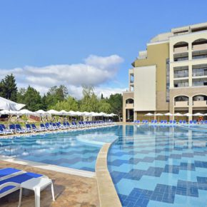 7 days all-inclusive in Bulgaria at a 4* hotel incl. flight & transfer from just 2839kr