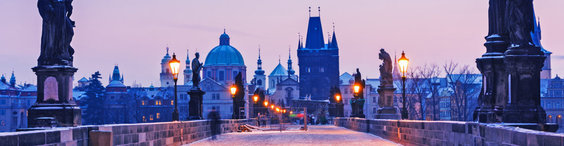 City Break in Prague at a great 3* hotel only 60 DKK