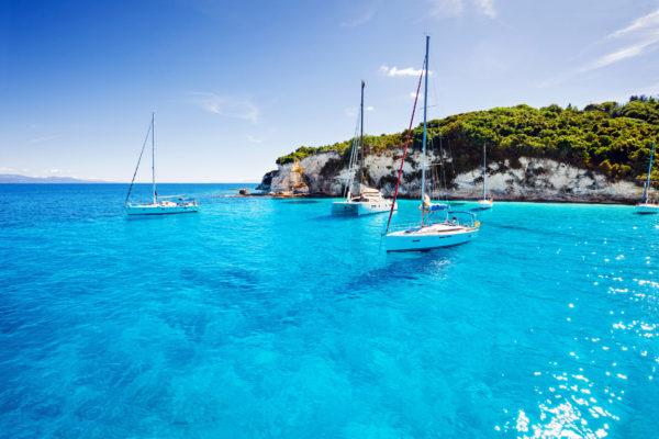 Crete Greece bay beach