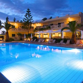 Greece: 7 days on Crete at a 4* all-inclusive hotel incl. flights & transfer from just 3464 DKK