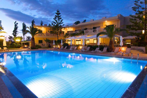 Hotel Solimar Ruby Crete Pool