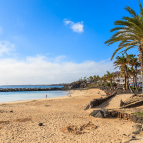 Canary Islands: Roundtrip flights to Lanzarote for only 398 kr