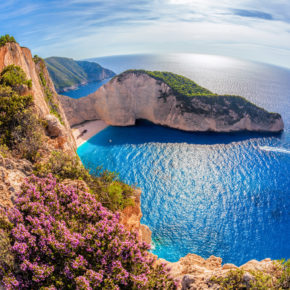 Greece: 7 days all inclusive Zakynthos at great 4* hotel with flights & transfer only 3944 kr