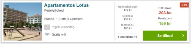 Apartamentos Lotus
