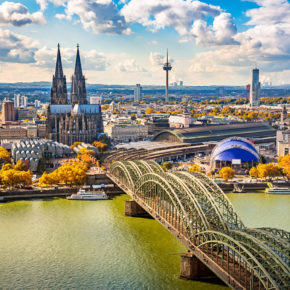City break: 2 days Köln at great 3* hotel for only 204 DKK