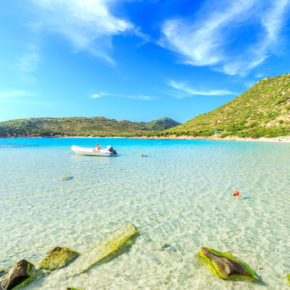 Italy: 8 days in Sardinia with flight & hotel just 1230kr