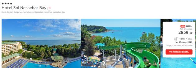 7 Tage Bulgarien