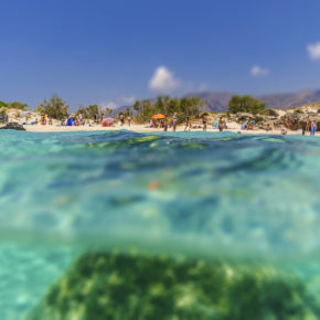 Summer in Greece: 7 days Crete at 3* hotel with flights & transfer only 1859 kr