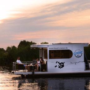 Havel-Cruiser evening