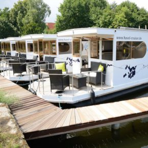 Weekend-trip: 3 days in Brandenburg on the River Havel for just 589 kr