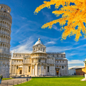 Fly & Drive: 15 days to Italy with flights & rental car only 507 kr