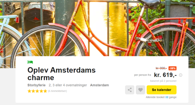 Amsterdam Deal