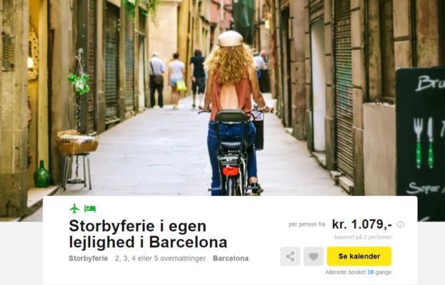 Barcelona Deal