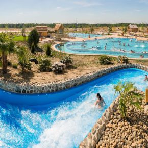Tropical Islands: 2 days in Germany in a 3* hotel with breakfast, sauna & free entrance to the park from 649kr