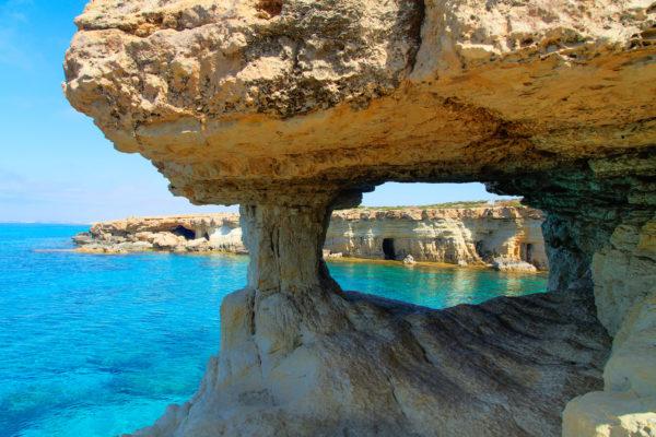 Cyprus Aiya Napa Cliff