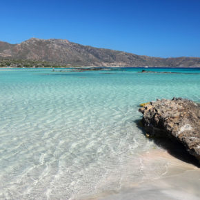 Greece in August: 7 days on Crete with apartment, flights & transfer just 1.999 kr