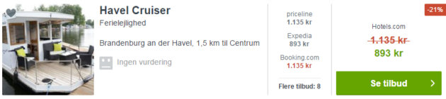 Havel Cruiser deal