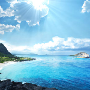 Amazing: Round trip flights to Hawaii with luggage just 2780 kr