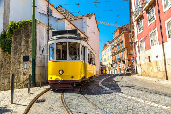 Portugal Tram