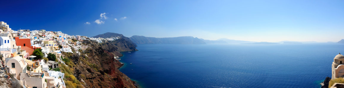 Santorini: 8 days with flights and great hotel just 1610 DKK