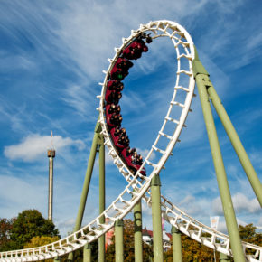Theme Park Fun: 2 days at Heide Park in Germany with hotel, half board & many extras from just 629 DKK