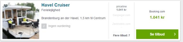 Havel Cruiser Schnaeppchen