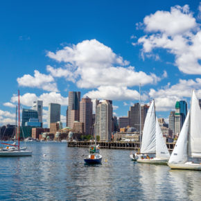 Amazing: Roundtrip flights to Boston for only 1612 kr