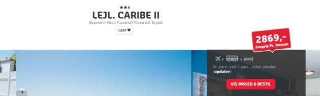8 days Gran Canaria