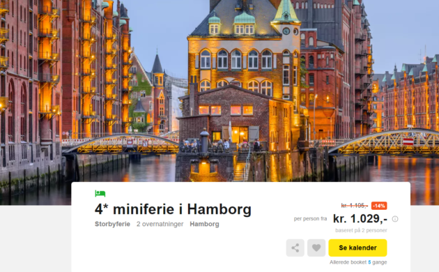 Hamburg Deal