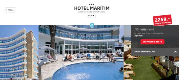 Hotel Maritim Spain