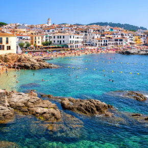 Early Bird: 7 days Costa Brava with 4* hotel, all inclusive, flights & transfer only 3164 kr