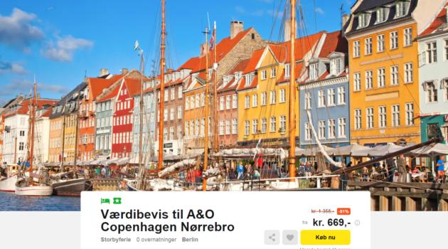 3 days Copenhagen